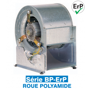 Ventilateur centrifuge basse pression BP-ERP 9/7 4P