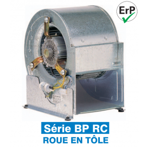Ventilateur centrifuge basse pression BP-RC 12/12 MA 6P 550 W