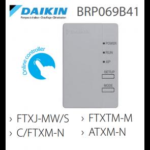 Adaptateur WI-FI pour smartphone BRP069B41 de Daikin