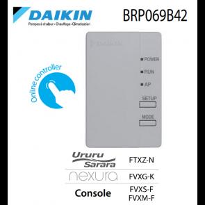 Adaptateur WI-FI pour smartphone BRP069B42 de Daikin