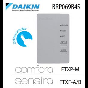 Adaptateur WI-FI pour smartphone BRP069B45 de Daikin