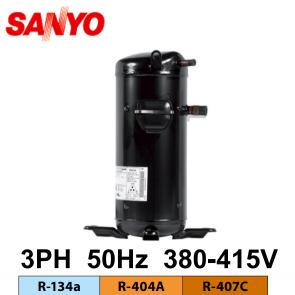 Compresseur Scroll SANYO C-SBN373H8G