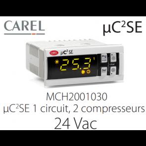Régulateur CAREL MCH2001030