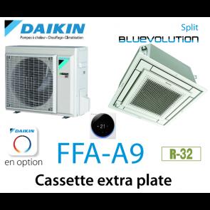 Daikin Cassette 4 voies extra plate FFA25A9