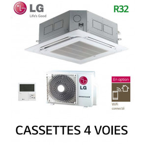 LG Cassette 4 voies Inverter CT09F.NR0 - UUA1.UL0