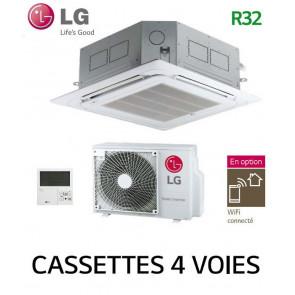 LG Cassette 4 voies Inverter CT18F.NQ0 - UUB1.U20