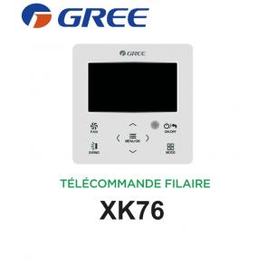 Télécommande filaire XK76 de Gree