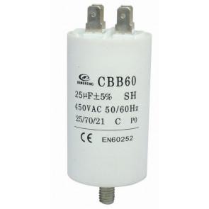 Condensateur permanent CBB60 - 10 MFD