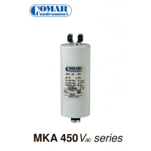Condensateur permanent MKA 3,15 μF - 450 de Comar - COSSE SIMPLE