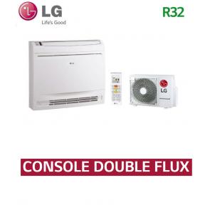 LG CONSOLE DOUBLE FLUX UQ12F