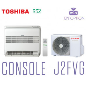 Toshiba Console Double-flux RAS-B18J2FVG-E