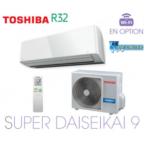 Toshiba Mural SUPER DAISEIKAI 9 RAS-10PKVPG-E