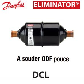 Filtre deshydrateur Danfoss DCL 082S - Raccordement 1/4 ODF