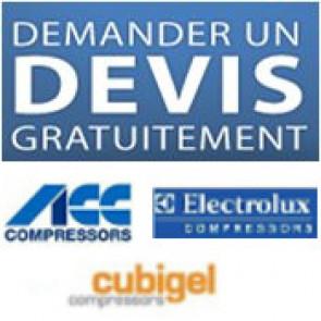 """Compresseurs """"ACC"""", """"Electrolux"""" et """"Cubigel"""""""