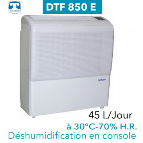 Déshumidificateur d'ambiance DTF 850 E de TEDDINGTON
