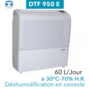 Déshumidificateur d'ambiance DTF 950 E de TEDDINGTON
