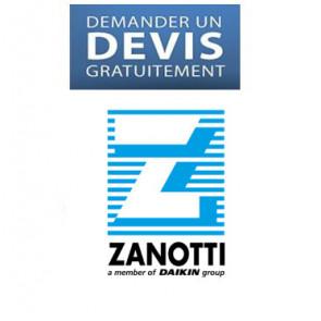 Demande de devis Zanotti