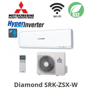 Mitsubishi Heavy Industries Mural Diamond SRK35ZSX-W