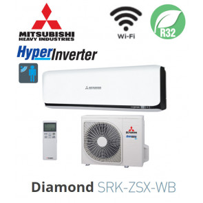 Mitsubishi Heavy Industries Mural Diamond SRK50ZSX-WB