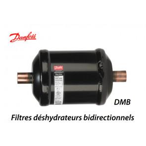 Filtres déshydrateurs bidirectionnels DMBde Danfoss