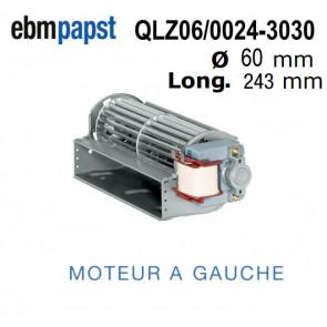 Ventilateur Tangentiel QLZ06/0024-3030 de EBM-PAPST