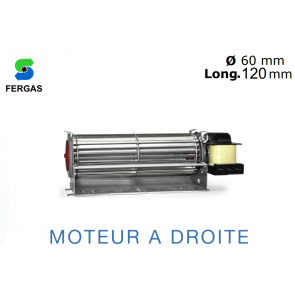"Ventilateur Tangentiel TGA 60/1-120/20 de ""Fergas"""