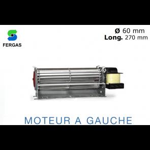 Ventilateur Tangentiel TGO 60/1-270/15 de Fergas