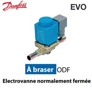 Vanne solénoïde avec bobine EVO 101 - 032F2046 - Danfoss