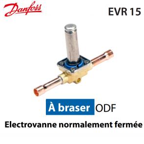 Vanne solénoïde sans bobine EVR 15 - 032F1228 - Danfoss