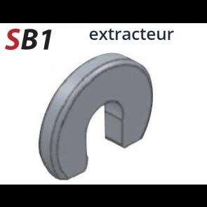 "Outil extracteur pour raccord rapide 3/4"""