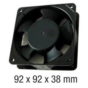Ventilateur Axial compact FD9238A2HB/Q de Fengda