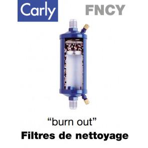 """Filtre déshydrateur de nettoyage FNCY 284 de Carly - 1/2"""" SAE"""
