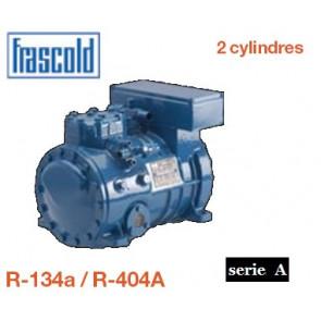 Compresseurs semi-hermétiques 2 cylindres Frascold - Série A