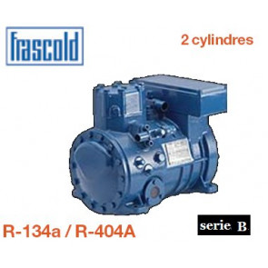Compresseurs semi-hermétiques 2 cylindres Frascold - Série B