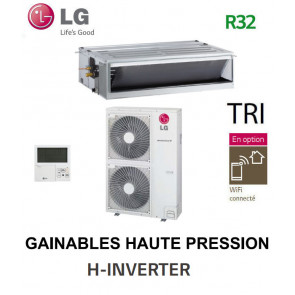 LG GAINABLE Haute pression statique H-INVERTER UM48FH.N30 - UUD3.U30