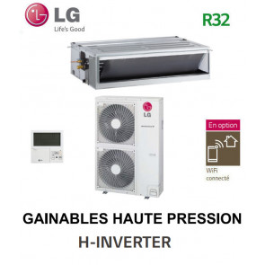 LG GAINABLE Haute pression statique H-INVERTER UM48FH.N30 - UUD1.U30