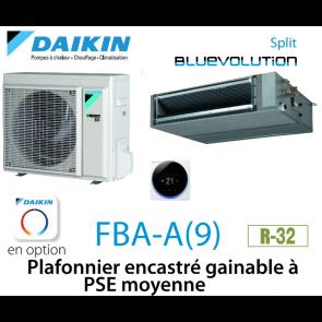 Daikin Plafonnier encastré gainable à PSE moyenne FBA60A9