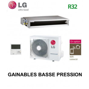 LG GAINABLE Basse pression statique CL18F.N60 - UUB1.U20