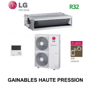 LG GAINABLE Haute pression statique UM36F.N20 - UUD1.U30