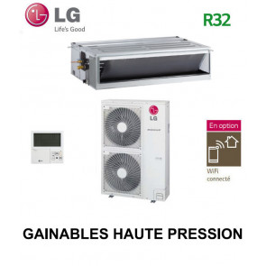 LG GAINABLE Haute pression statique UM48F.N30 - UUD1.U30