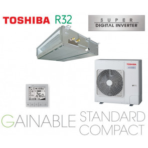 Toshiba Gainable BTP standard compact Super Digital inverter RAV-RM801BTP-E