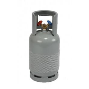 Bouteille de récupération 25 kg - 2 robinets