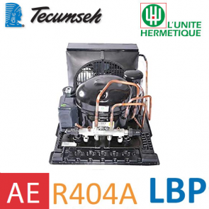 Groupe de condensation Tecumseh AE2420ZBR - R404A, R449A, R407A, R452A