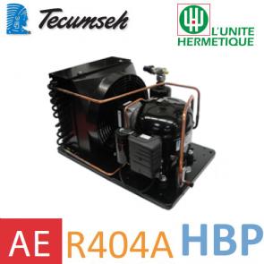 Groupe de condensation Tecumseh AE4460ZHR - R404A, R449A, R407A, R452A