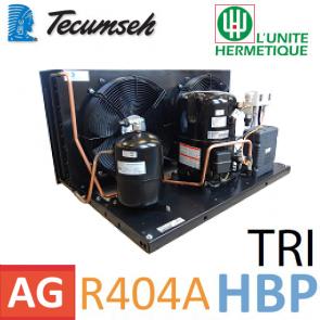 Groupe de condensation Tecumseh TAGT4546ZHR - R404A, R449A, R407A, R452A