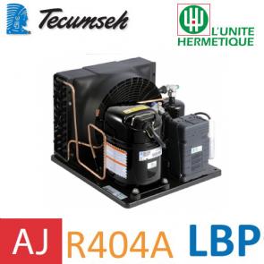 Groupe de condensation Tecumseh CAJ2464ZBR - R404A, R449A, R407A, R452A