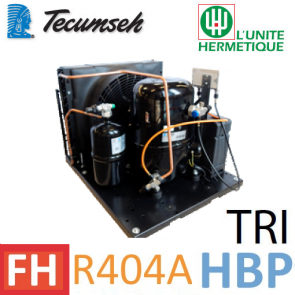 Groupe de condensation Tecumseh TFHT4531ZHR - R404A, R449A, R407A, R452A