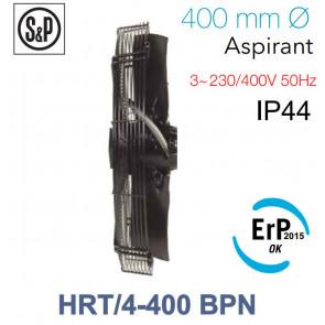 Ventilateur axial de roteur externe HRT/4-400 BPN de S&P