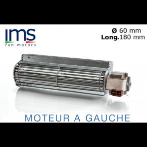 """Ventilateur Tangentiel TG6 – 018 de """"IMS"""""""