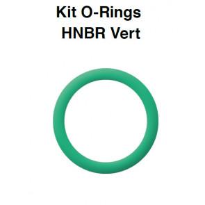 Kit O-Rings en HNBR Vert